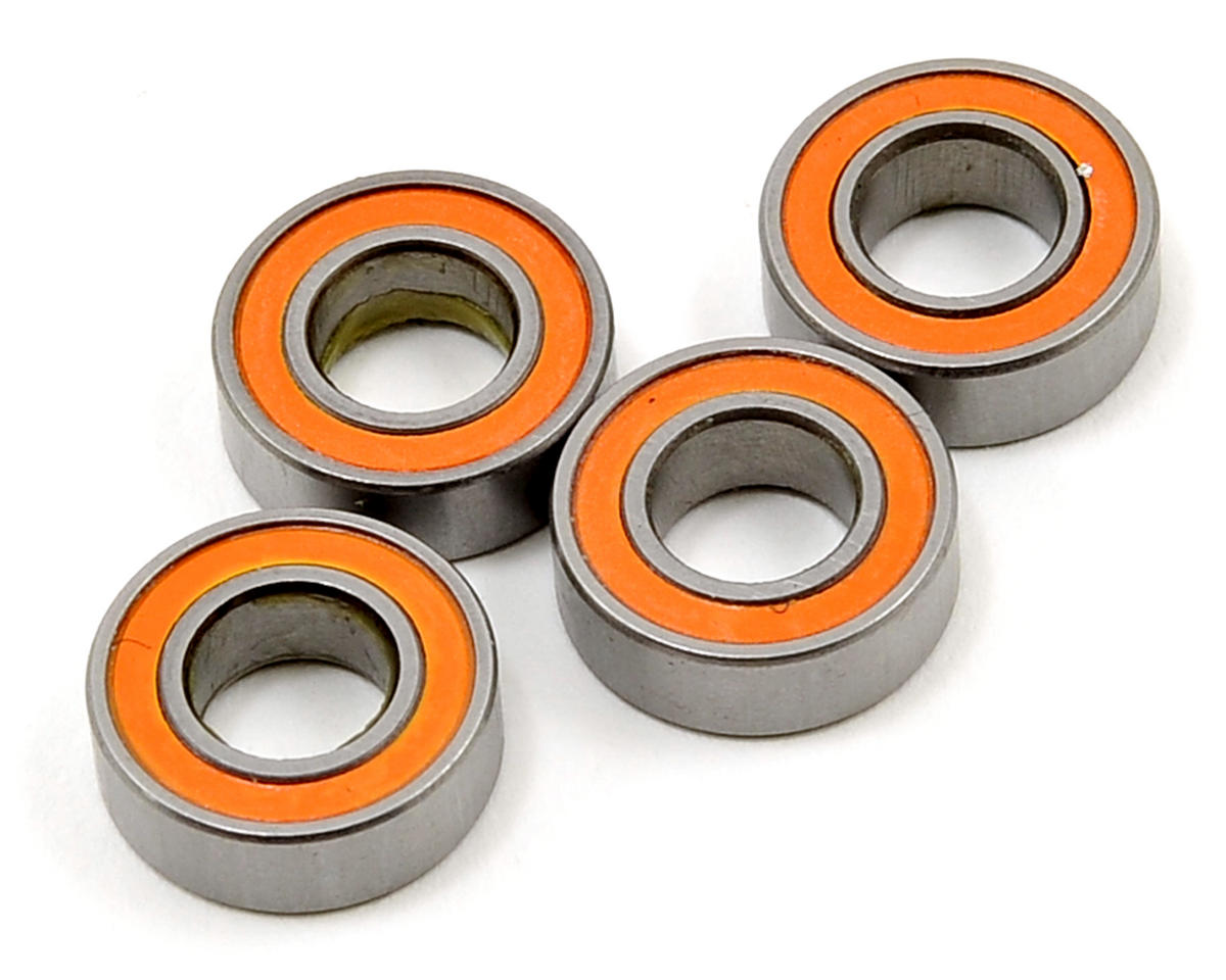 Team Magic 6x12x4mm Bearing (Orange) (4)