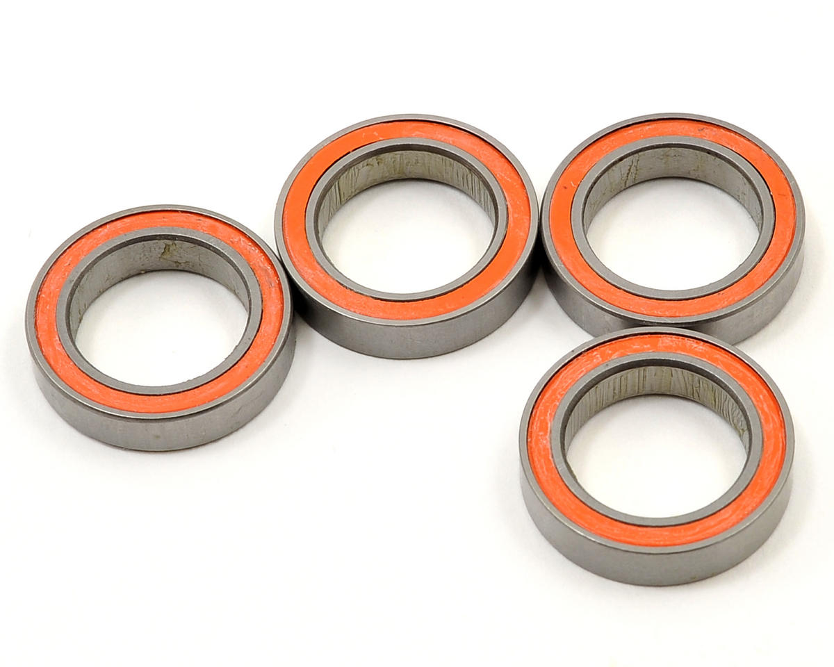Team Magic 12x18x4mm Bearing (Orange) (4)