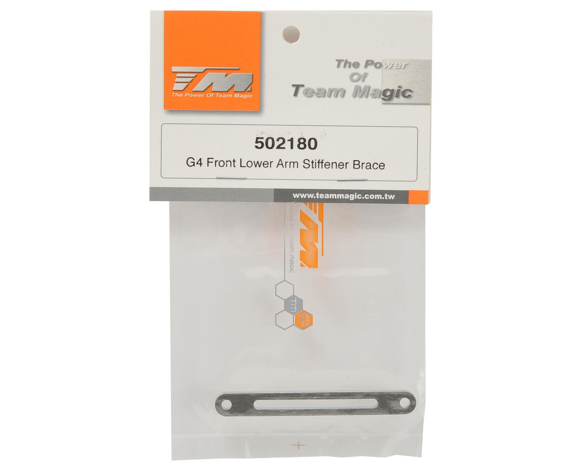 Team Magic Front Lower Arm Stiffener Brace