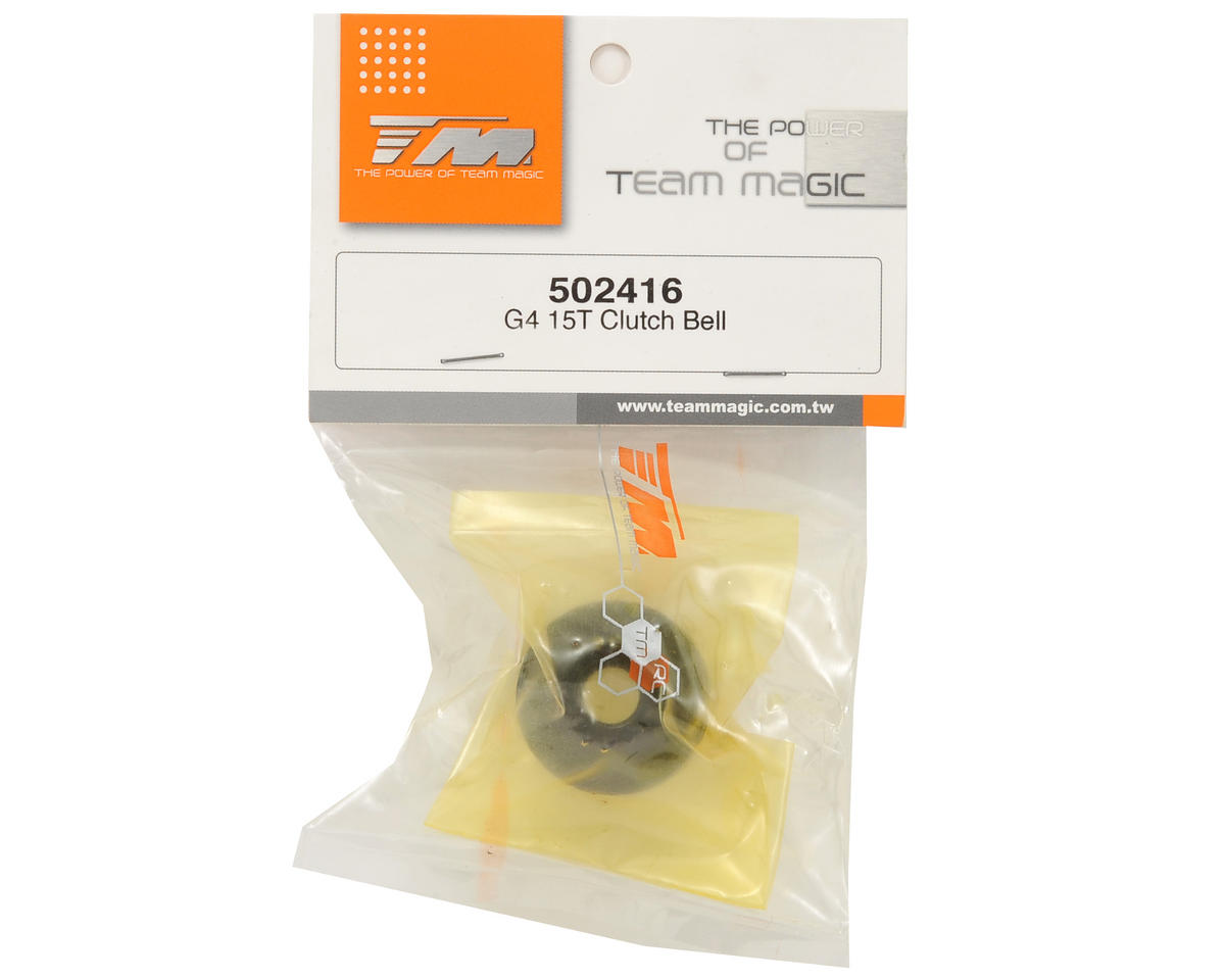 Team Magic Clutch Bell (15T)