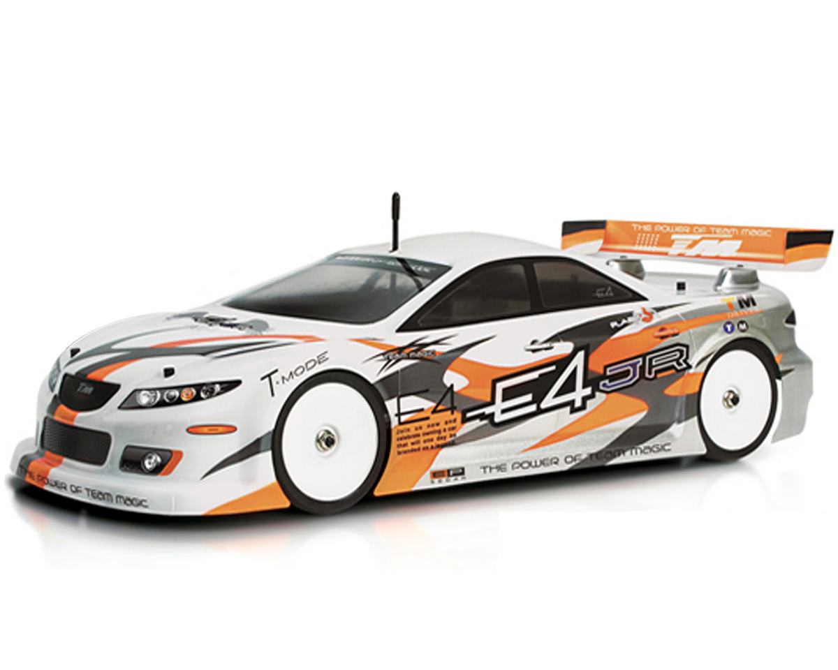 Team Magic E4JR 1/10 Brushed RTR Electric Touring Car