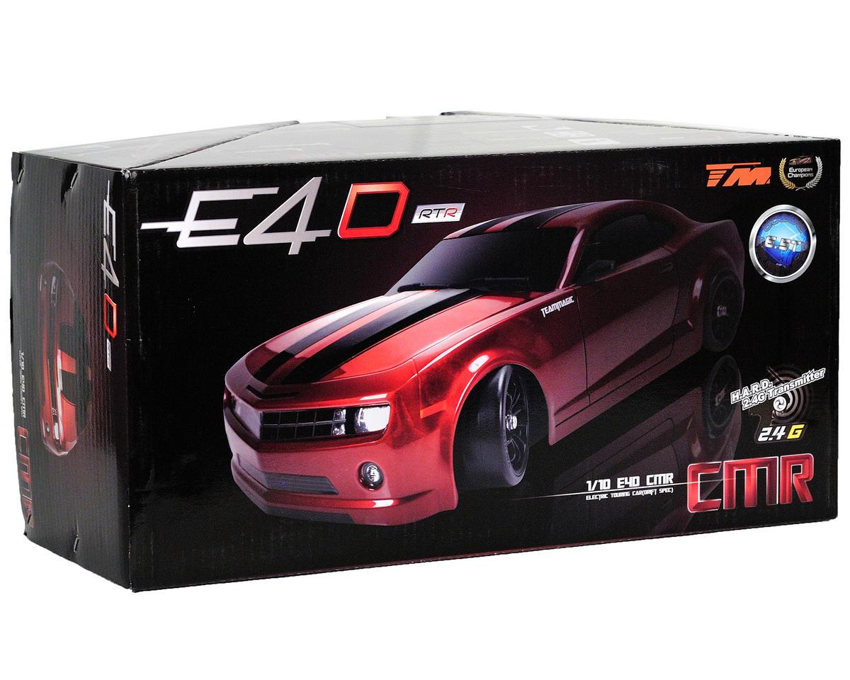 Team Magic E4D Drift Spec Brushless RTR Touring Car w/Camaro Body & H.A.R.D. 2.4GHz Radio