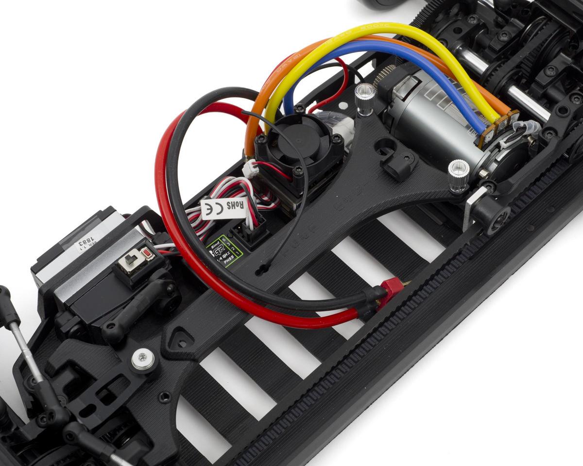 Team Magic E4D Drift Spec 1/10 Brushless RTR 4WD Touring Car w/H.A.R.D. 2.4GHz Radio (Blue)