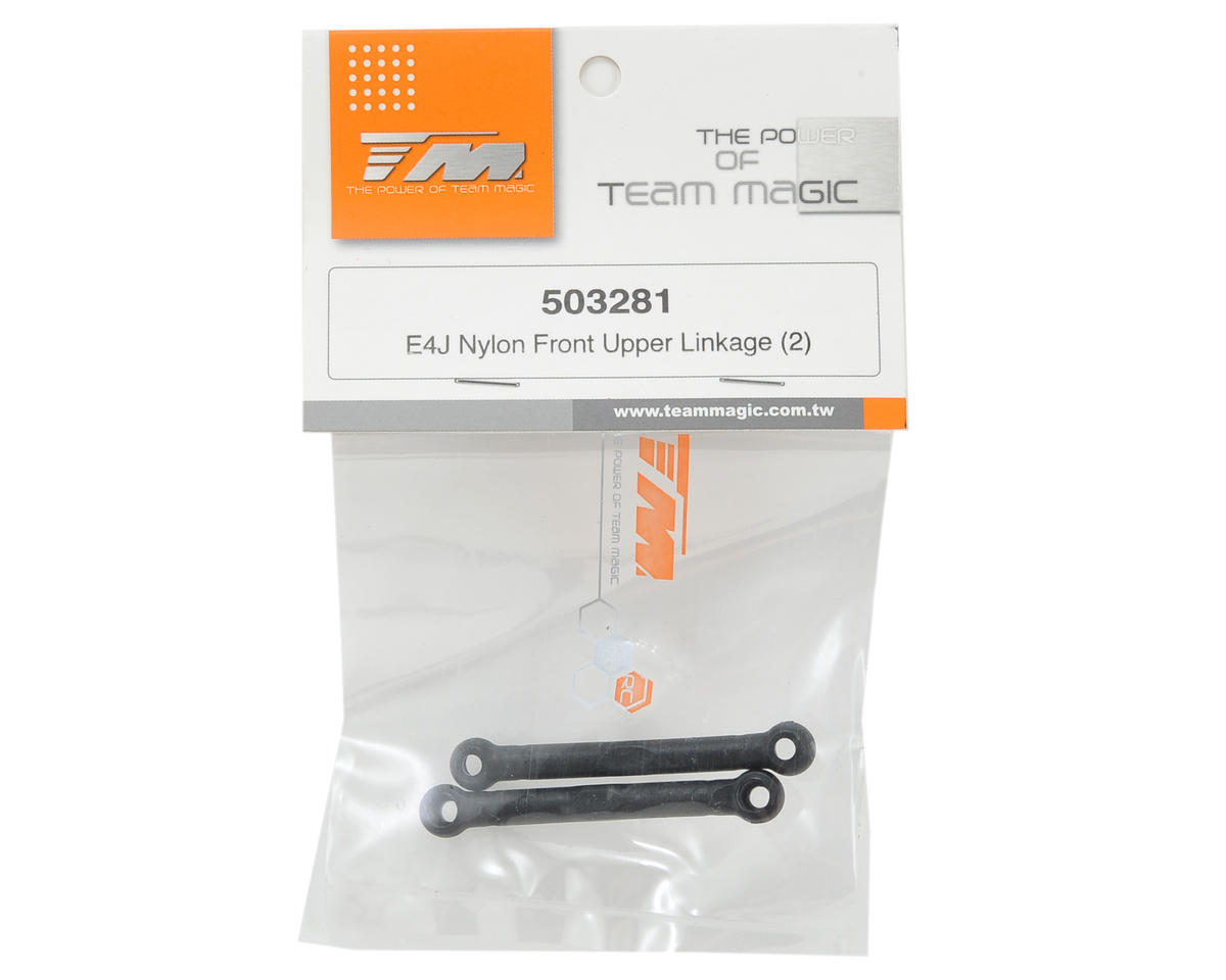 Team Magic Nylon Front Camber Link Set (2)