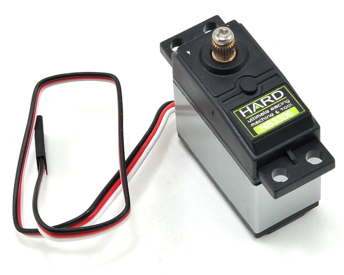 Team Magic H.A.R.D. HS3306 Metal Gear Servo