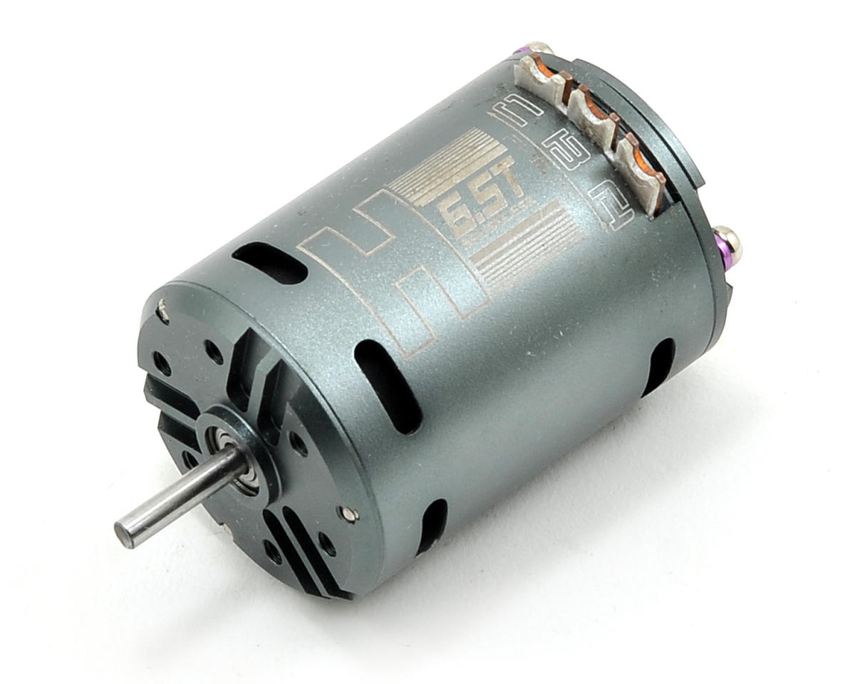 Team Magic E4RSII Touring Car 540 Sensored Brushless Motor (6.5T)