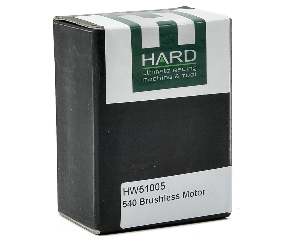 Team Magic 540 Sensored Brushless Motor (6.5T)