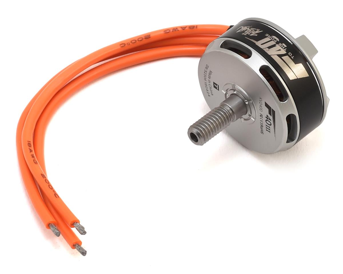 F40III 2400kV Brushless Motor
