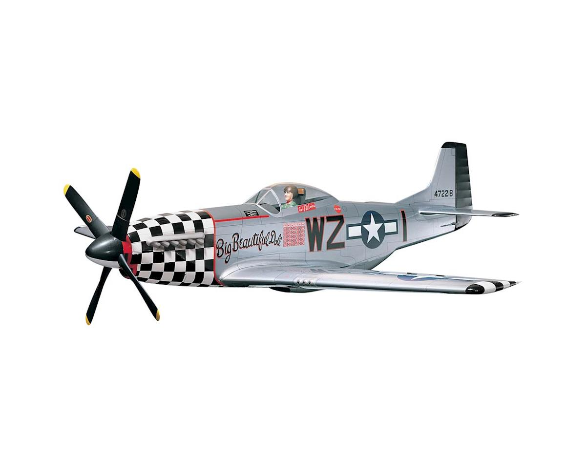 Top Flite P-51D Mustang .60 Gold Edition Kit