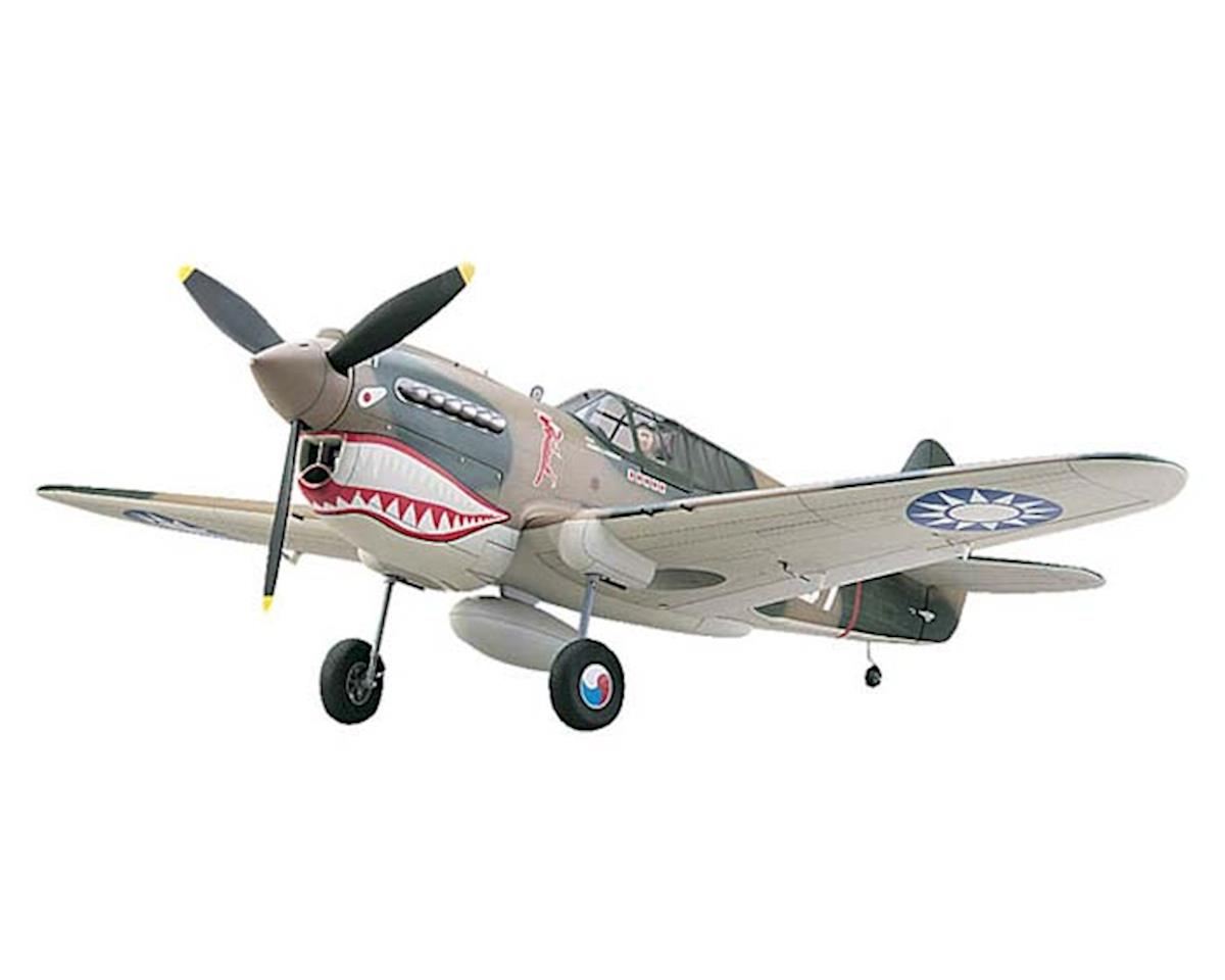 Top Flite P-40E Warhawk .60 Gold Edition Kit