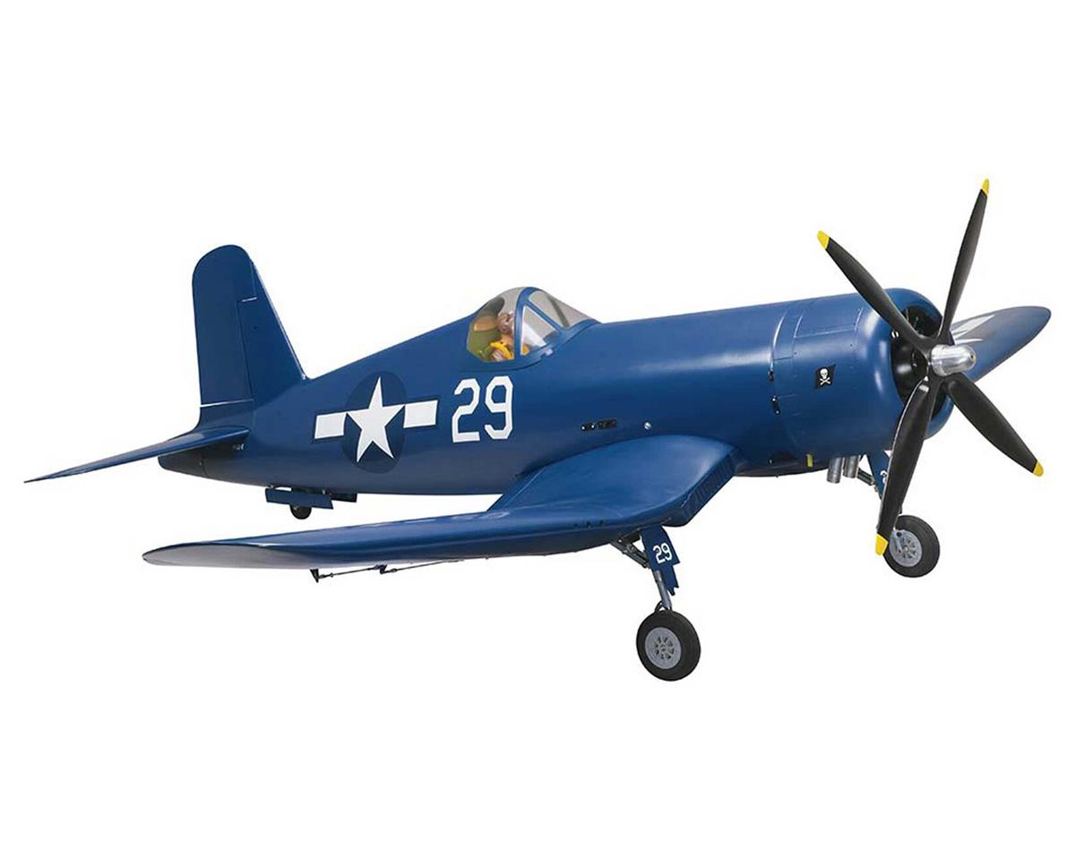 Giant F4U Corsair 50-55cc Gas ARF, 86.5""