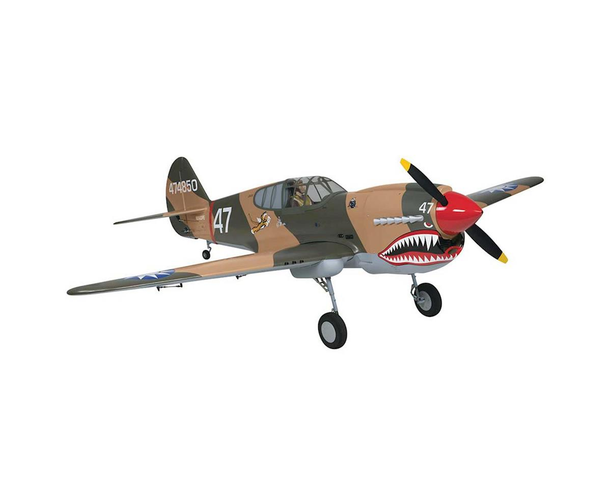 Giant Scale P-40 Warhawk ARF by Top Flite