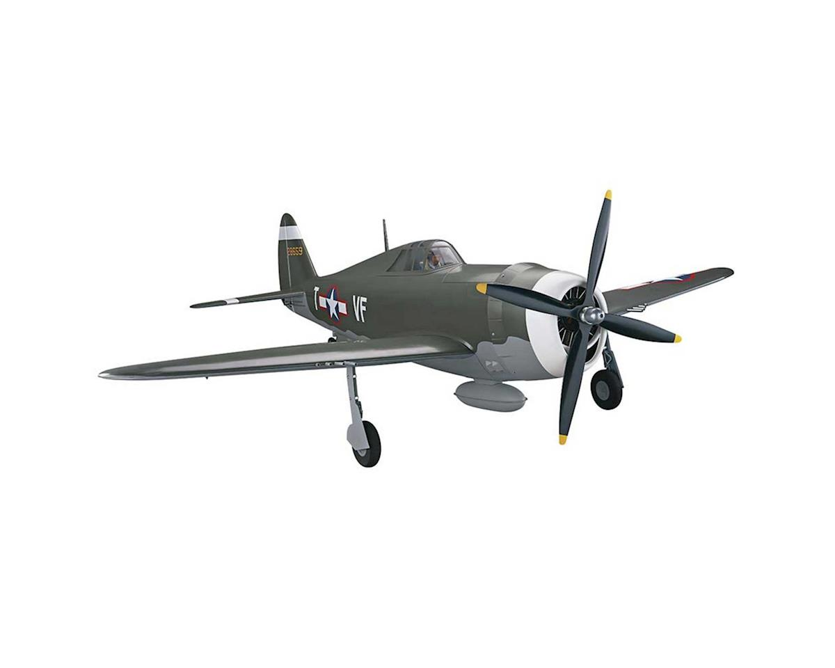 P-47D Thunderbolt Razorback ARF Airplane (2160mm) by Top Flite