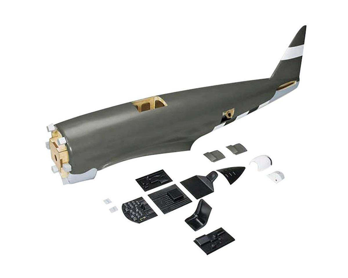 Fuselage P-47 .61 ARF