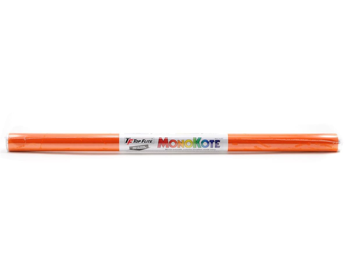 Top Flite MonoKote Orange 6'
