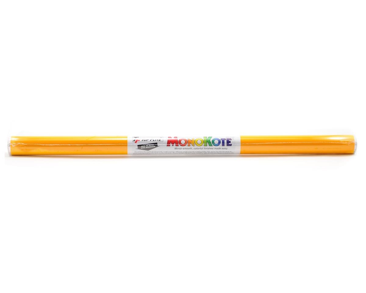 Monokote Cub Yellow 6'