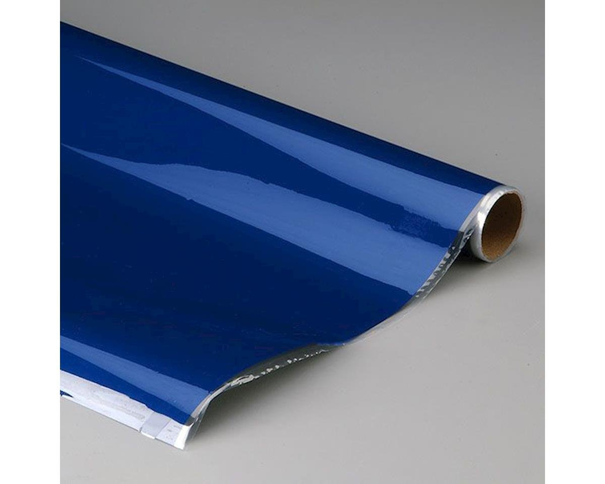 MonoKote Sapphire Blue 6' by Top Flite