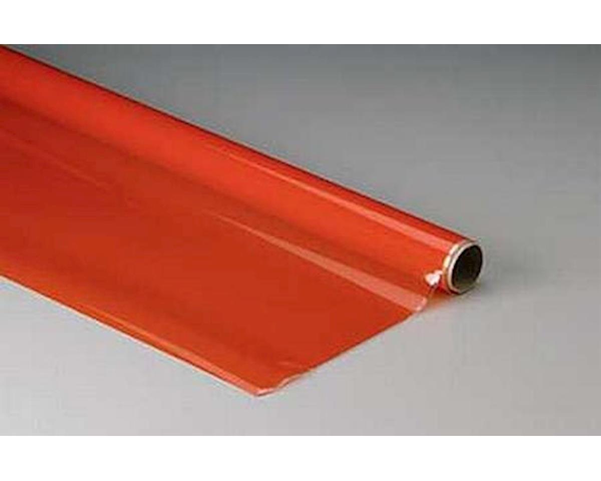 Top Flite MonoKote Transparent Orange 6'