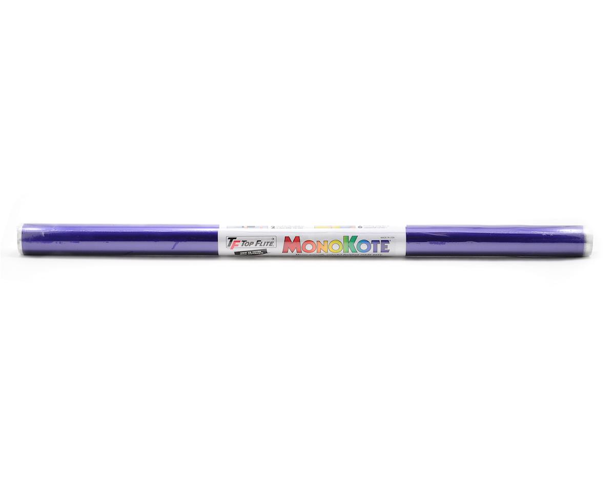 Top Flite MonoKote Metallic Plum 6'