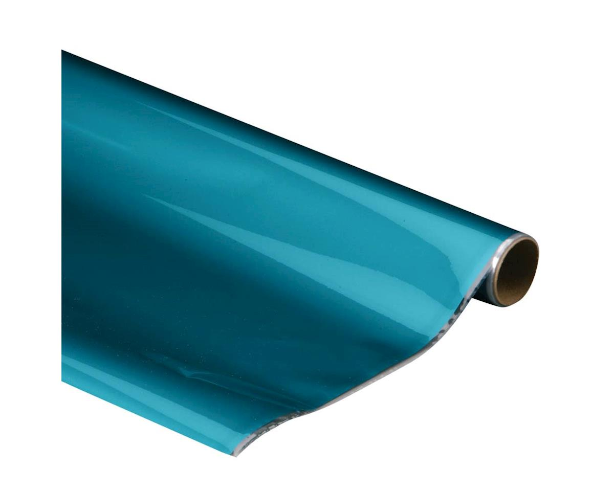 Top Flite MonoKote Metallic Teal 6'