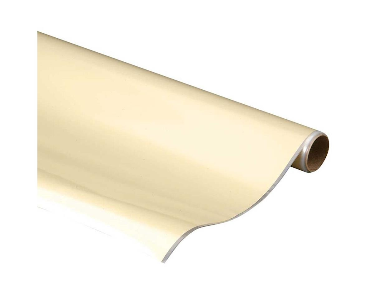 Top Flite MonoKote Flat Cream 6'