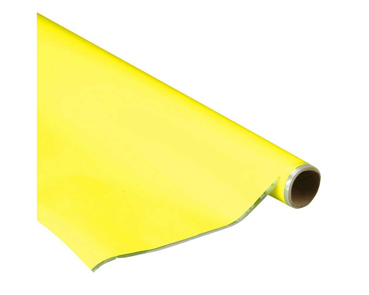 Top Flite MonoKote Neon Yellow 6'