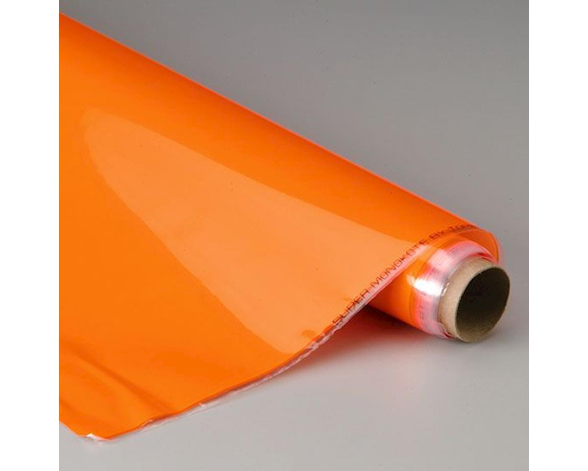 Top Flite MonoKote Neon Orange 6'