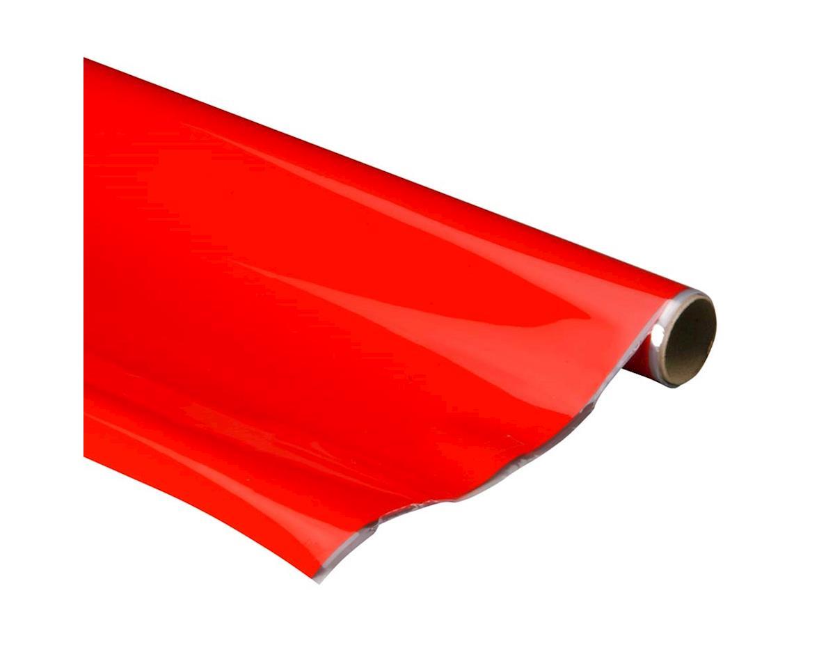 Top Flite MonoKote Neon Red 6'