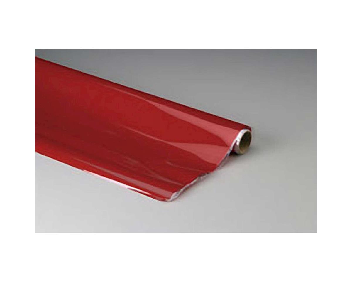 Top Flite MonoKote Dark Red 25'