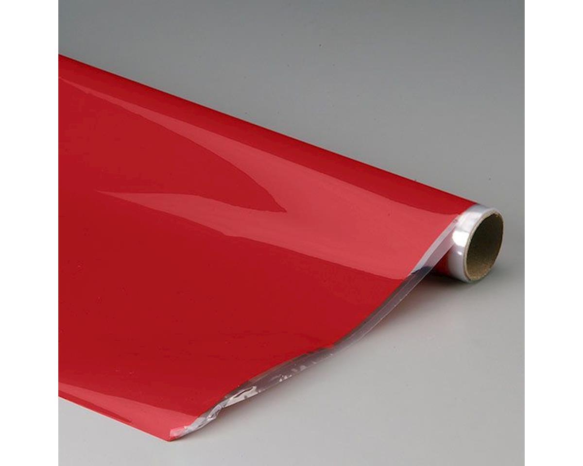 Top Flite MonoKote True Red 25'