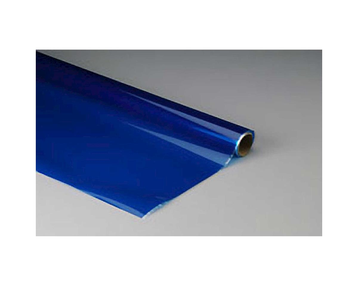 Top Flite MonoKote Transparent Blue 25'