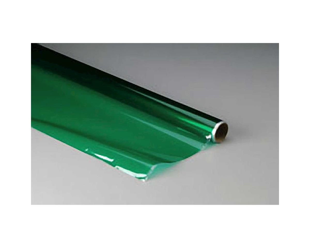 Top Flite MonoKote Transparent Green 25'