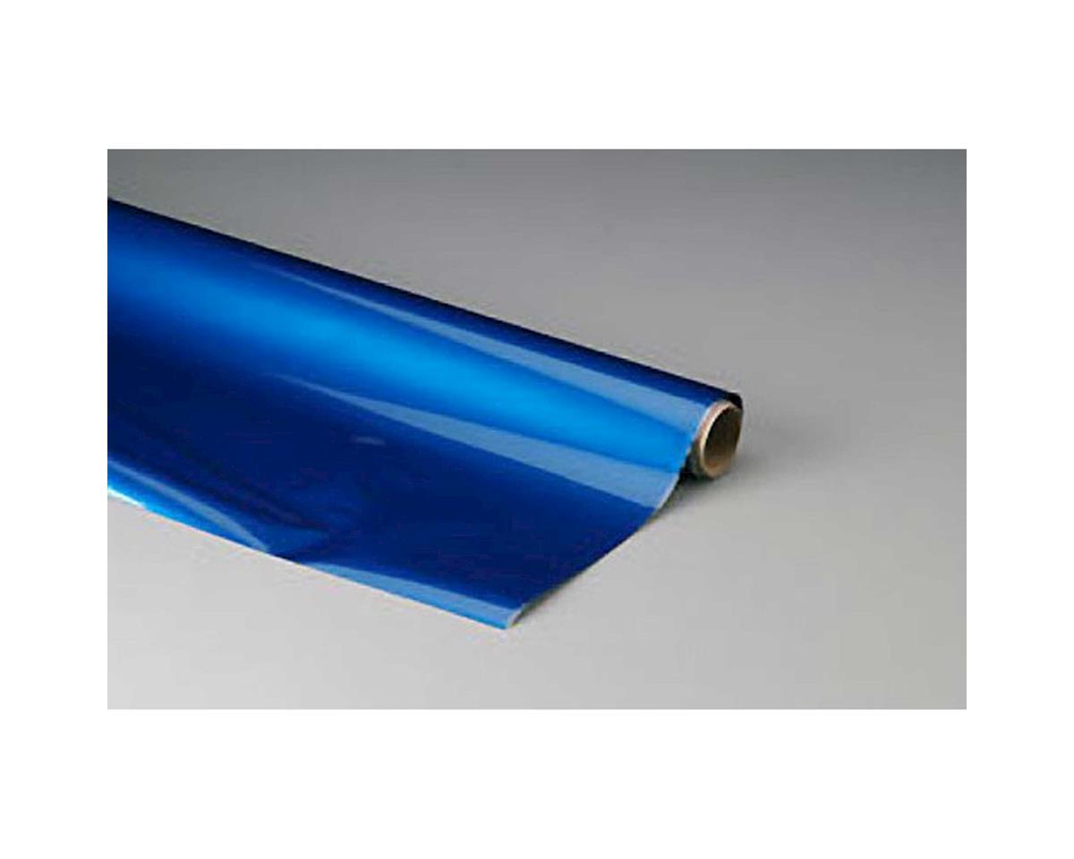MonoKote Metallic Blue 25' by Top Flite