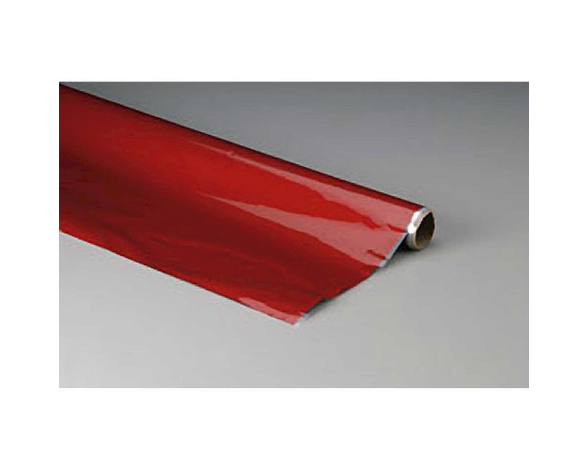 Top Flite MonoKote Metallic Red 25'