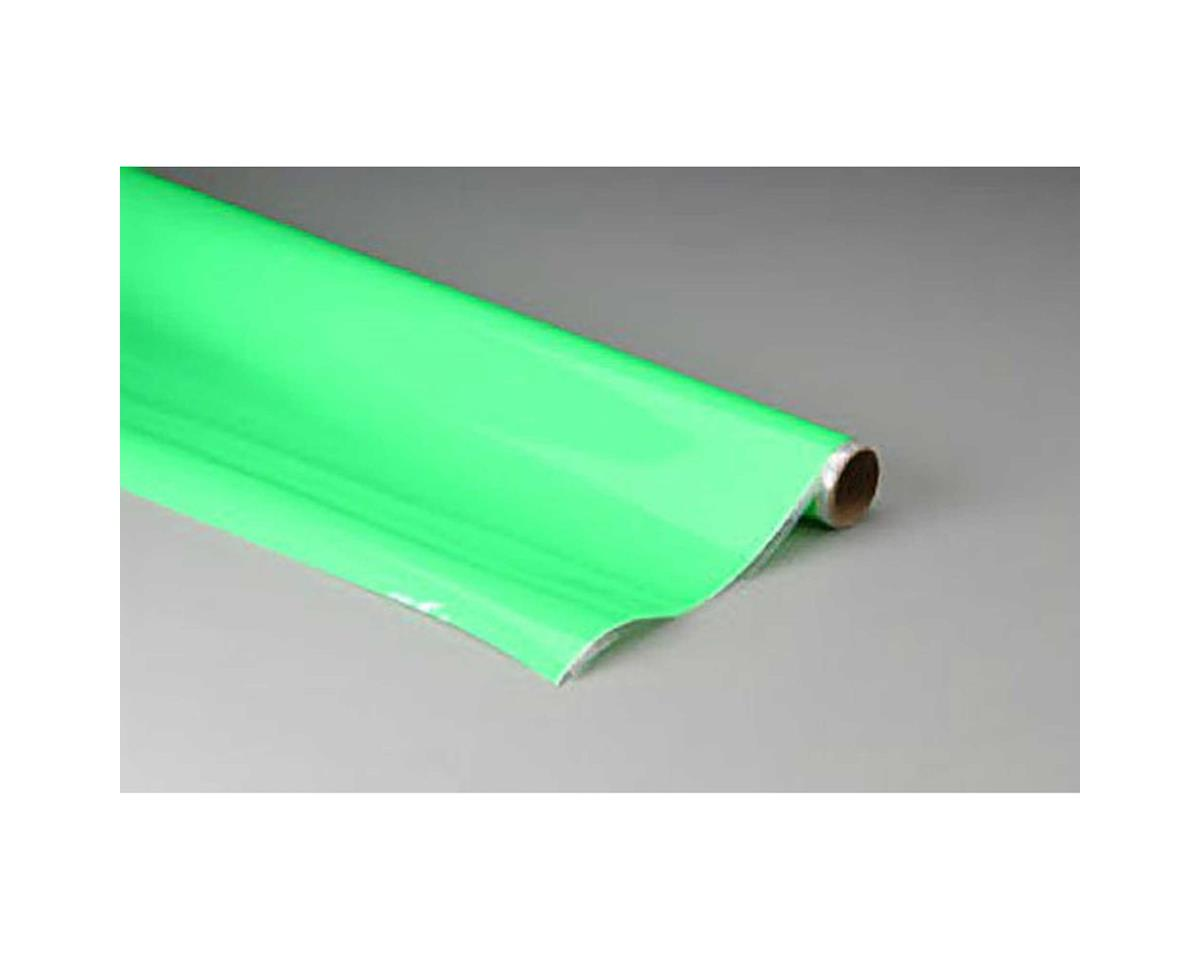 MonoKote Neon Green 25' by Top Flite