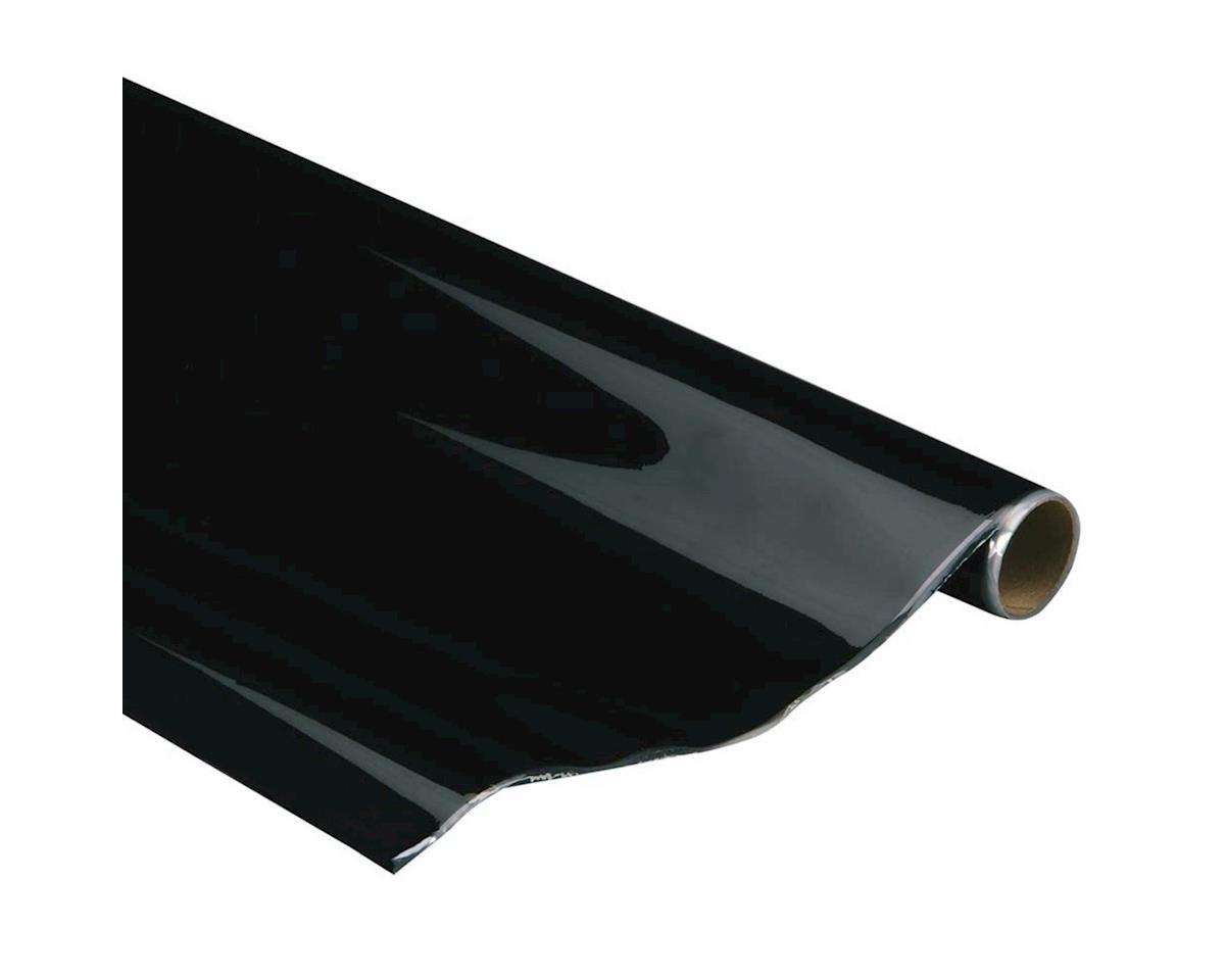 Topflite  Econokote Black 6' by Top Flite