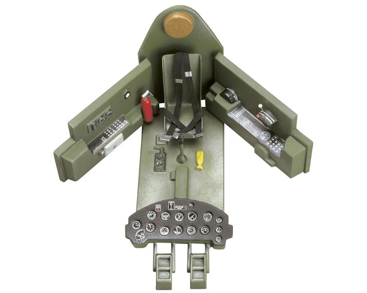 Top Flite Cockpit Interior Kit F4U Corsair
