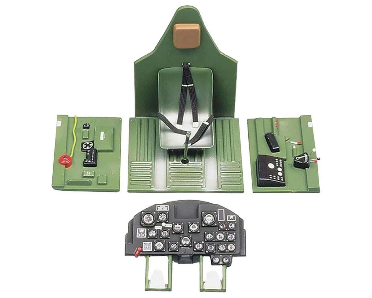 Top Flite Cockpit Interior Kit P-47