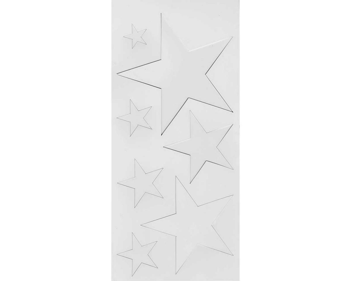 "Star Templates Misc Sizes 1-5"" by Top Flite"