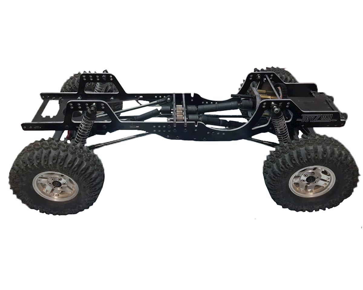 Toyzuki Fabrication V2 SCX10 II Forward Motor Chassis Kit (AXI90046 ...
