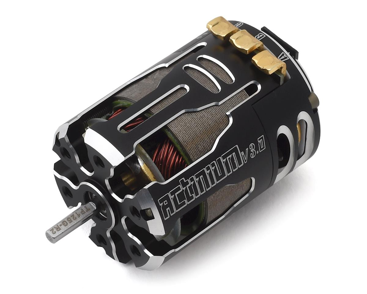 Team Powers Actinium V3 Competition Sensored Brushless Motor (13.5T)