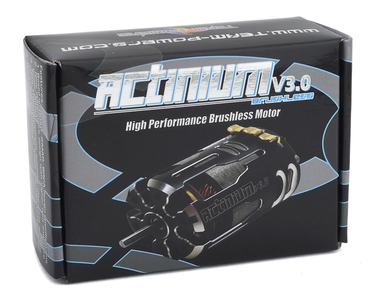 Team Powers Actinium V3 Competition Sensored Brushless Motor (17.5T)