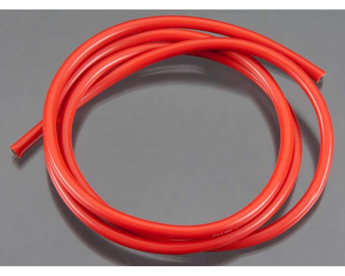 10 Gauge Wire (Red) (3') by TQ Wire