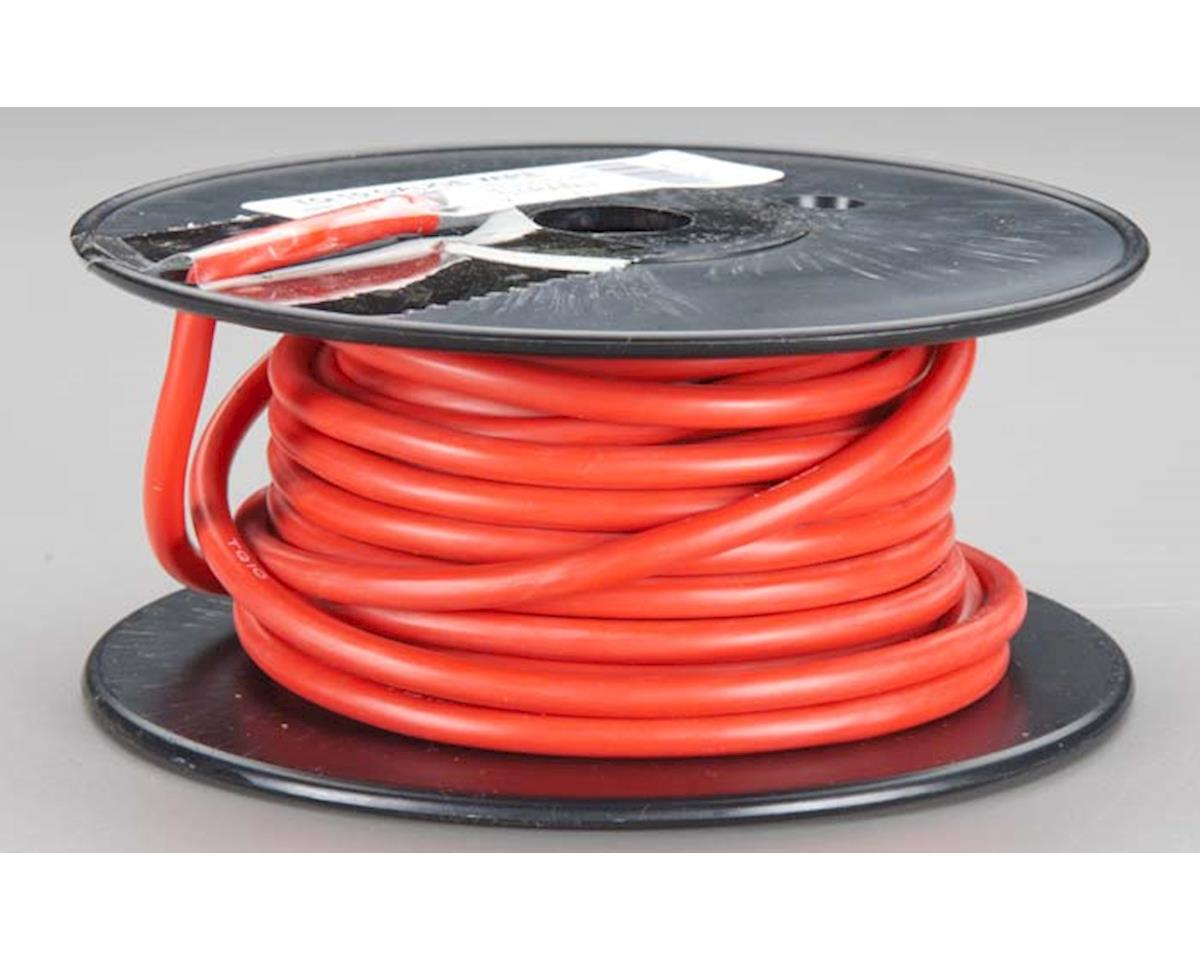 TQ Wire 10 Gauge Wire 25' Red