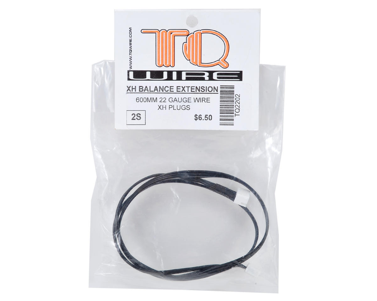 2S Balance Extension (XH Plug) (600mm) by TQ Wire