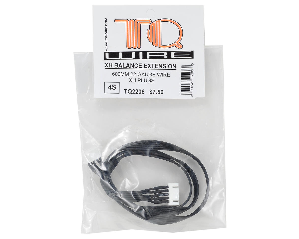 TQ Wire 4S Balance Extension (XH Plug) (600mm)