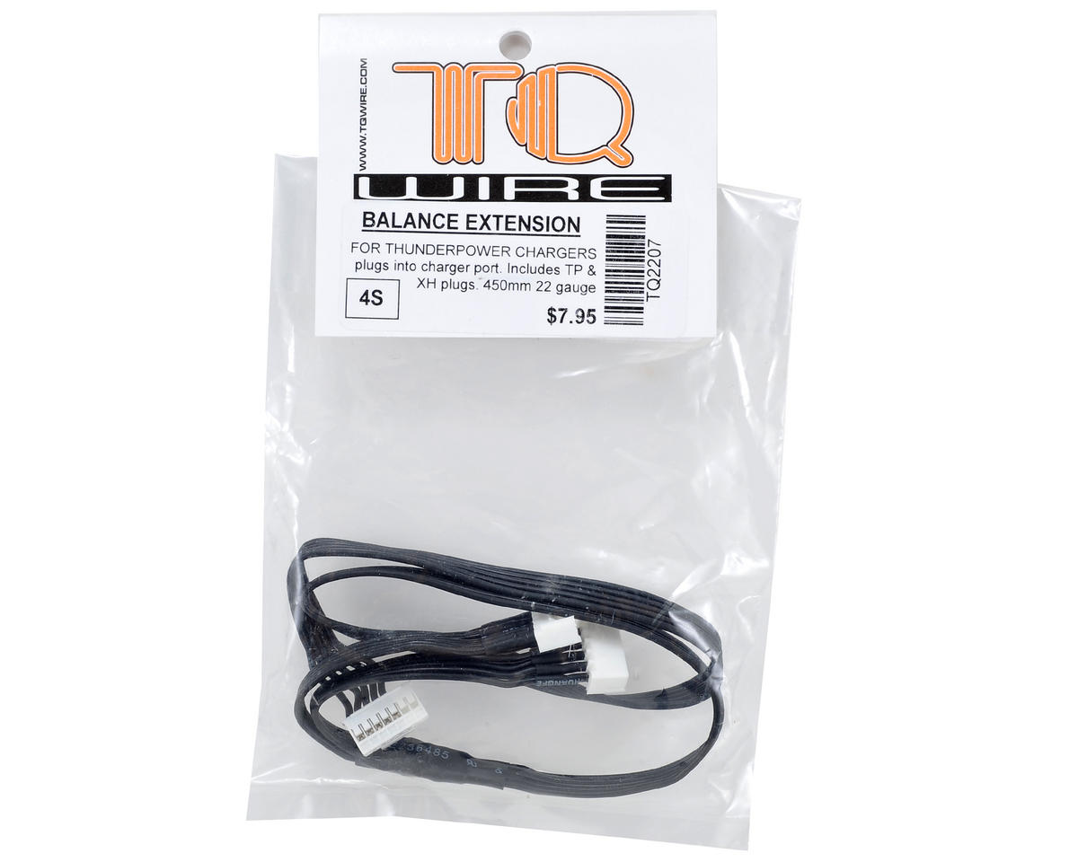 TQ Wire 4S ThunderPower Balance Extension (450mm)