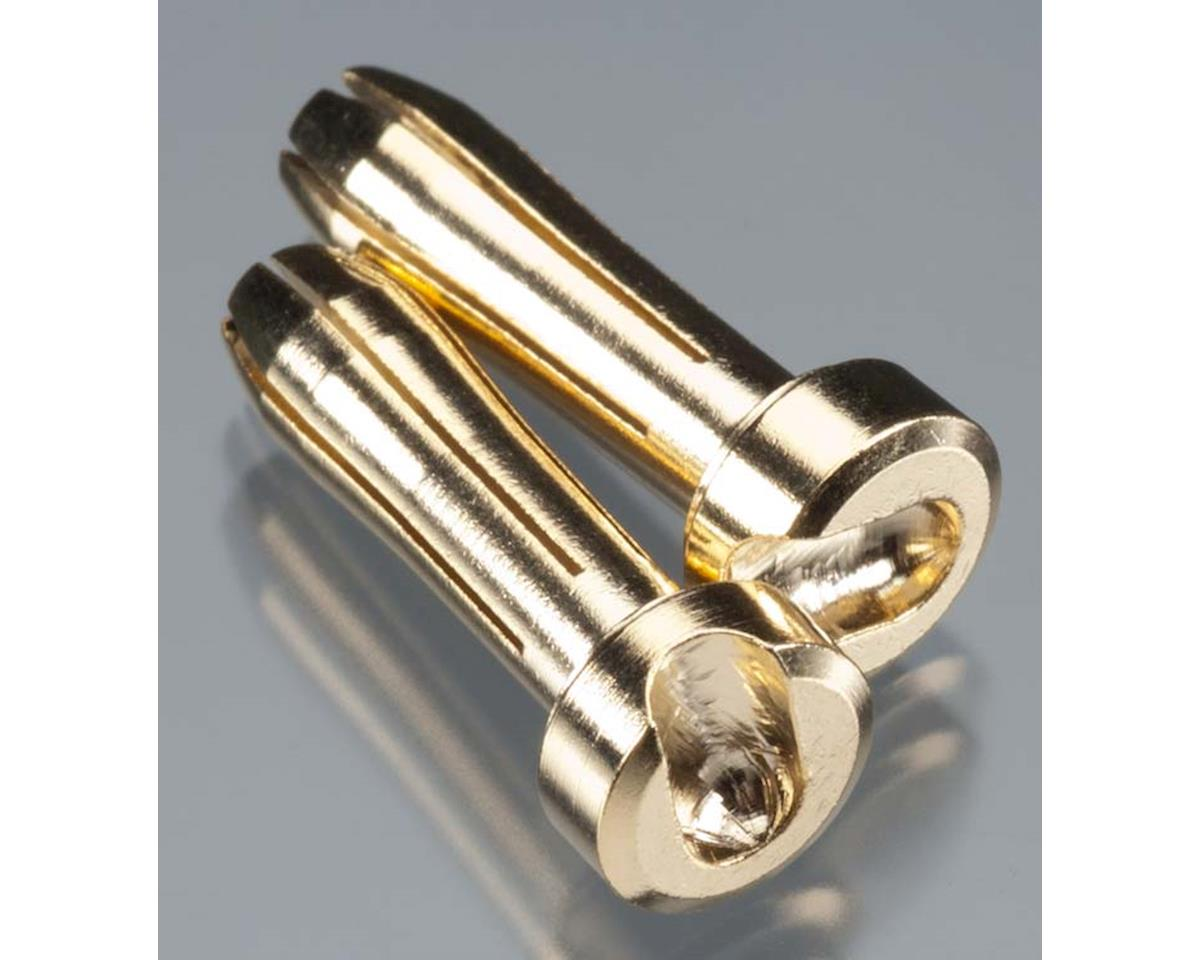 4mm HD Bullet Connector (2) (18mm Long) by TQ Wire