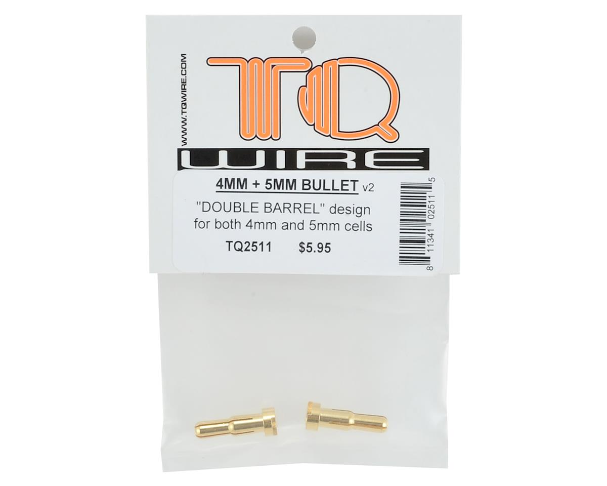 TQ Wire 4mm/5mm Bullet Low Profile Top (2)