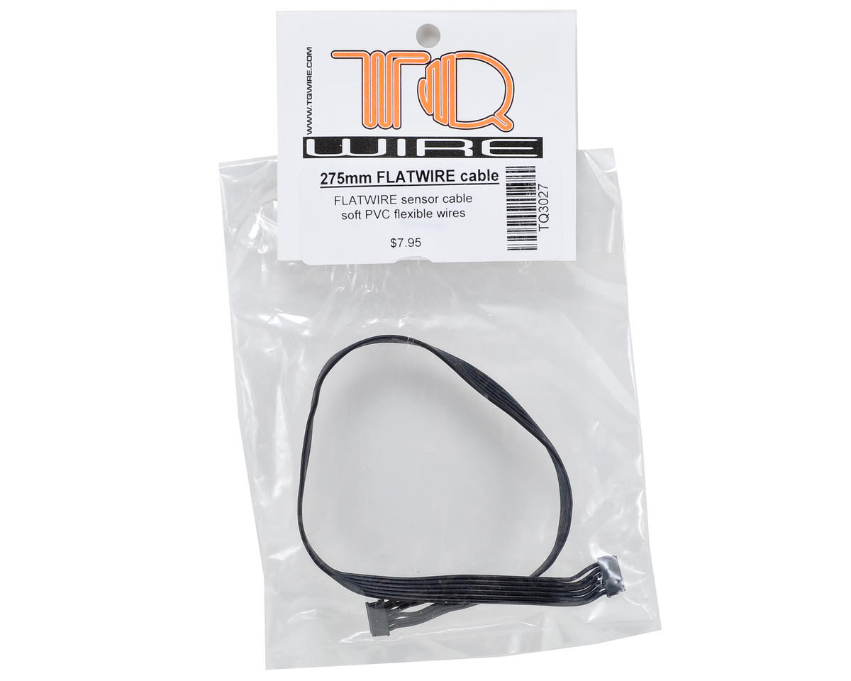 TQ Wire Flatwire Sensor Cable (275mm)